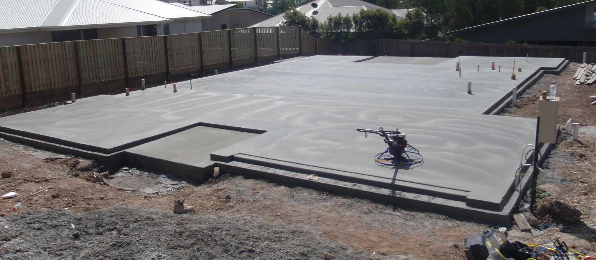 Yuppies Concreting House Slab